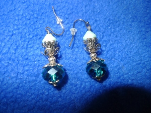 dangle earrings fancy fifi