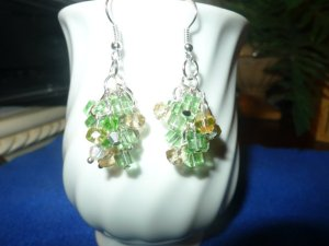 dangle earrings cayla