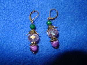 dangle earrings pandora