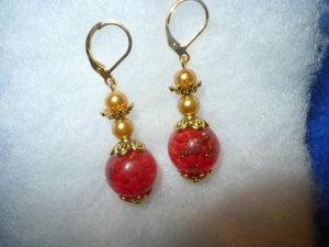 dangle earrings Rhea