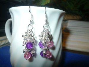 dangle earrings starr