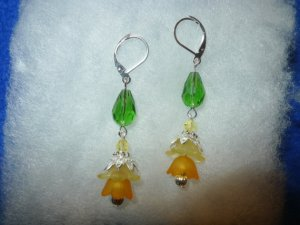 dangle earrings zena
