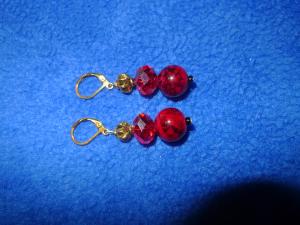 dangle earrings fancy jenny