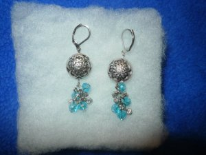 dangle earrings helina