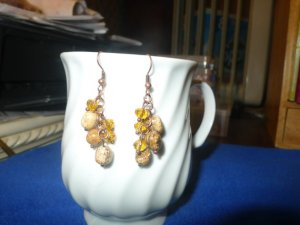 dangle earrings sandy
