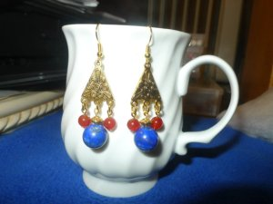 dangle earrings willa