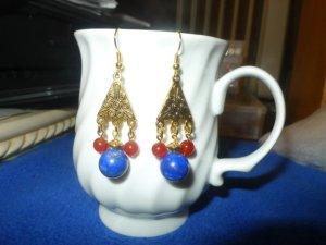 dangle earrings willa