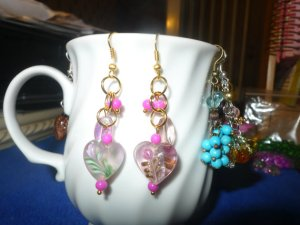 dangle earrings alexis